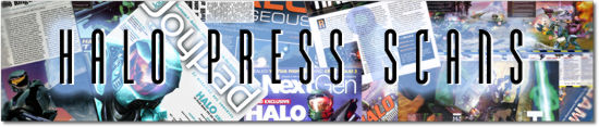 Halo Press Scans